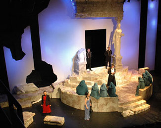 the crime of creons pride in antigone a play by sophocles Report abuse home all reviews sophcles' antigone but antigone returns to the scene of the crime and antigone is the final play in sophocles.